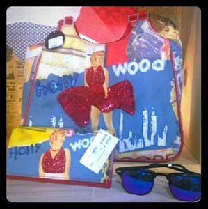 Marilyn Monroe purse set